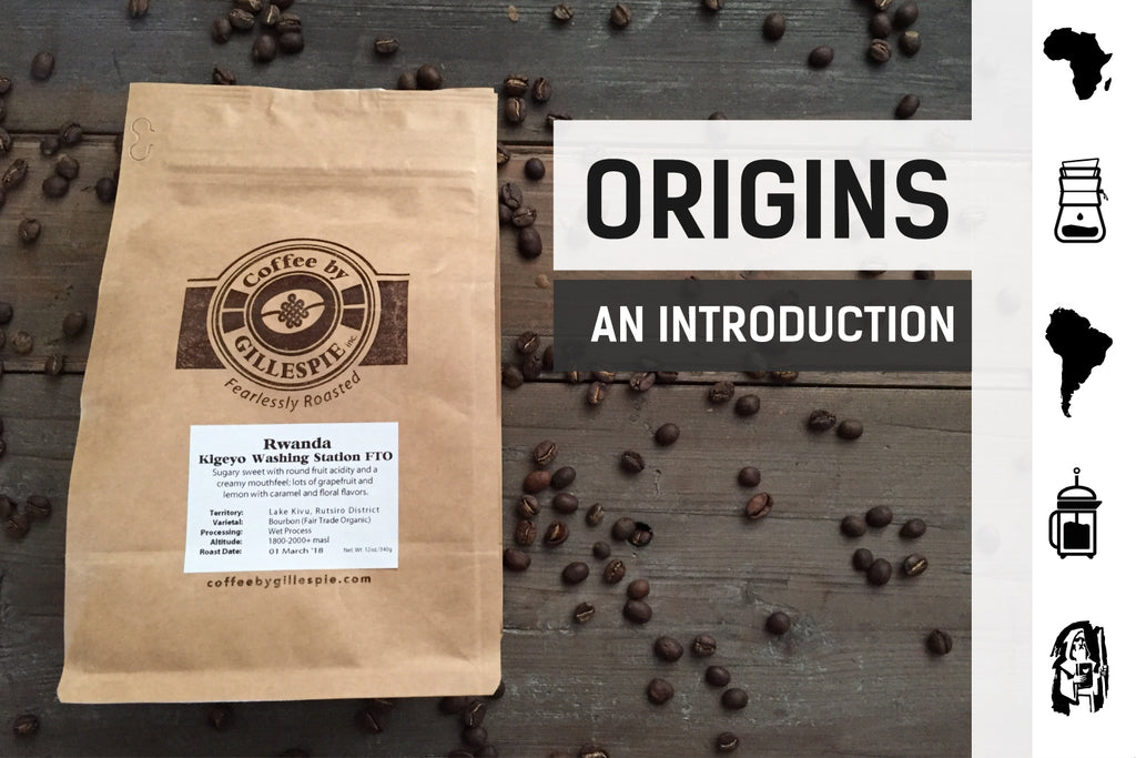 Coffee Origins: An Introduction