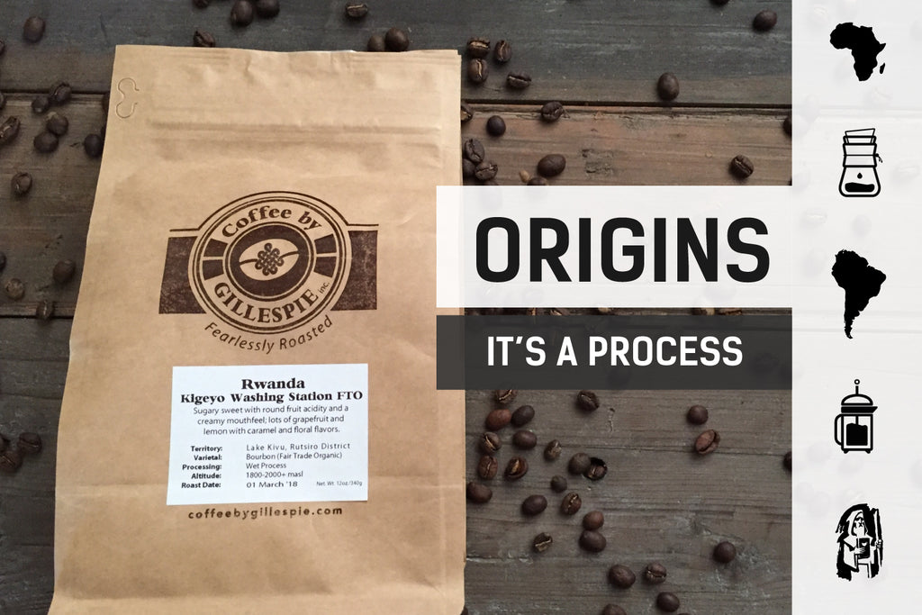 Coffee Origins: It's a Process