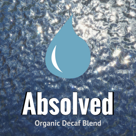 Absolved Fair Trade Organic Decaf Blend