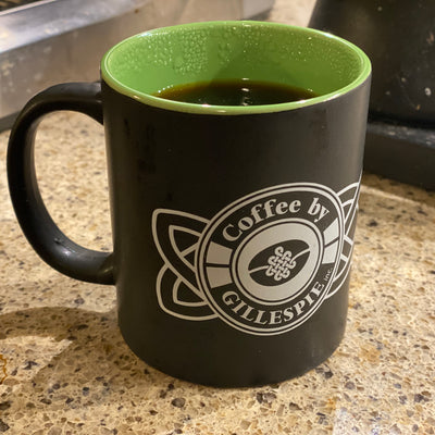 Coffee by Gillespie Custom Braided Mug