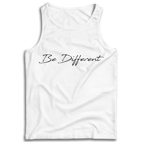 Be Different Tank