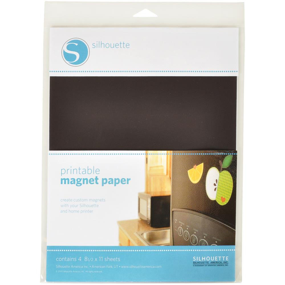 Printable Magnet Paper