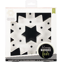 Paper Snowflake Marquee Light Kit