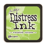 Twisted Citron Mini Distress Ink