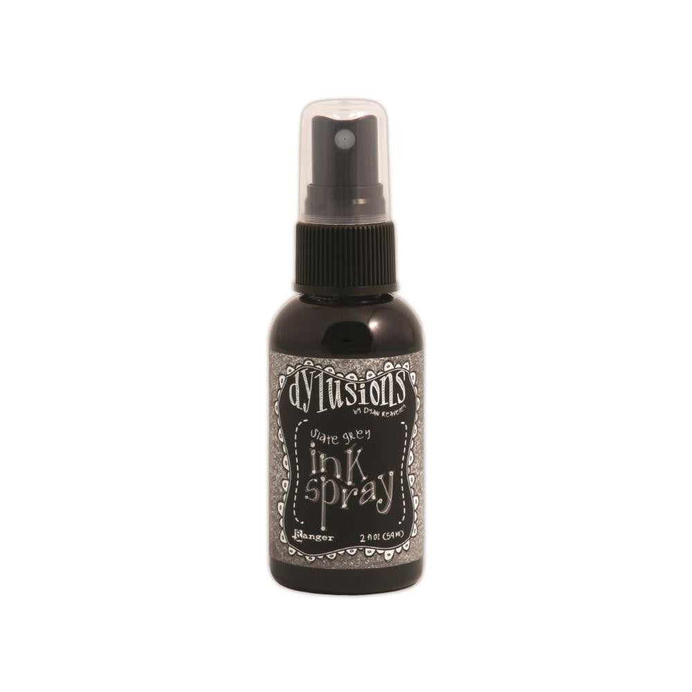 Dylusions Slate Grey Spray