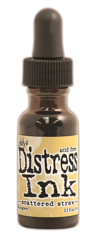 Scattered Straw Distress Ink Refill