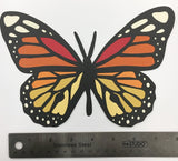 Monarch Butterfly Layered Die Cut