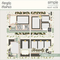Happily Ever After You & Me Page Kit