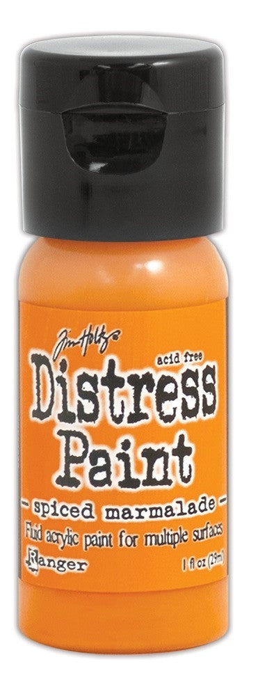 Spiced Marmalade Fip Top Distress Paint