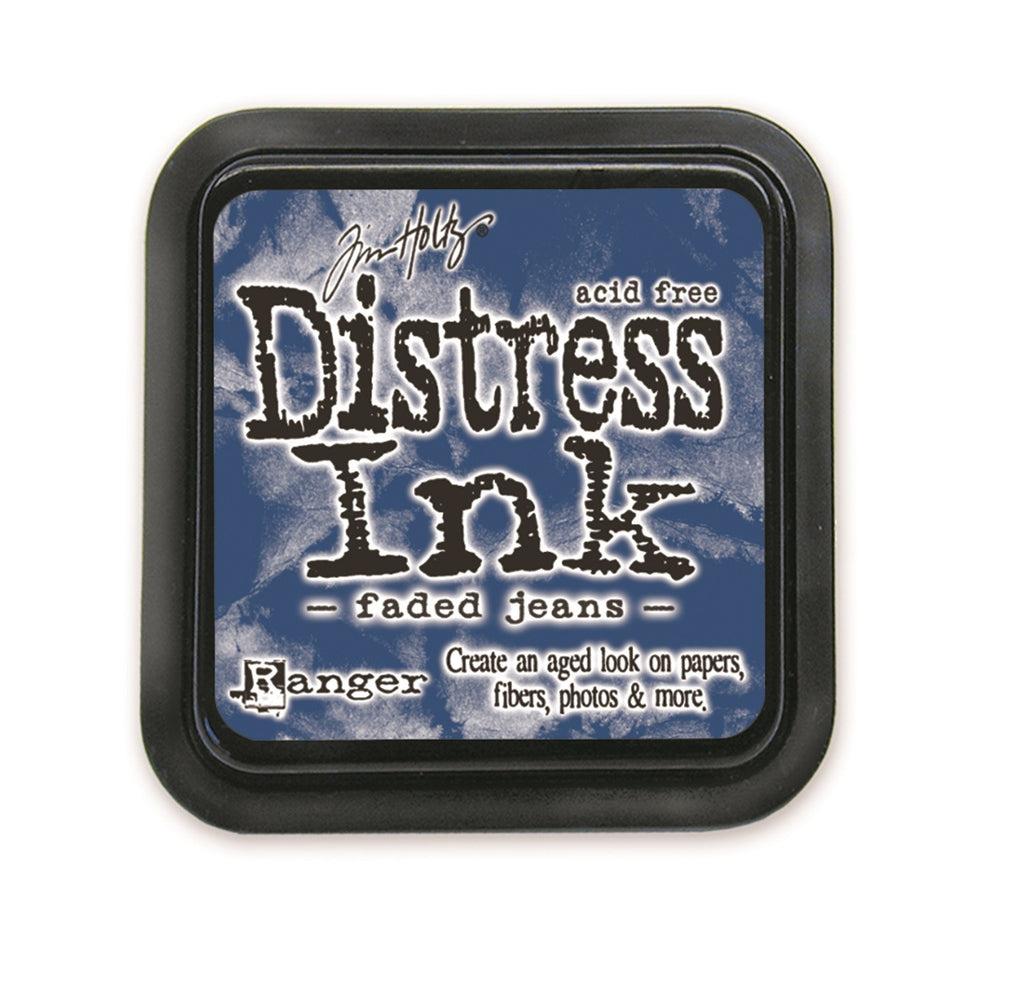 Faded Jeans Distress Ink Pad