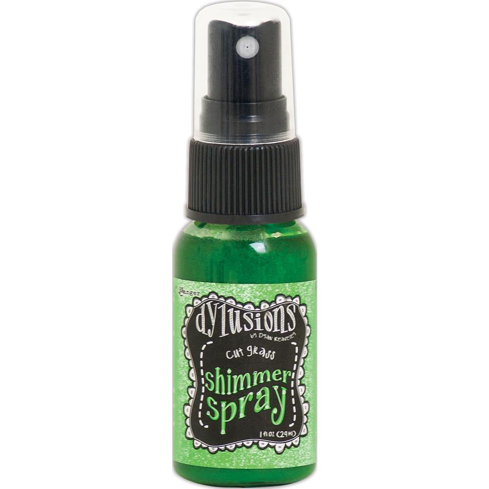 Dylusions Cut Grass Shimmer Spray
