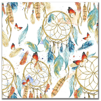Dreamcatcher Pattern 12x12 Paper
