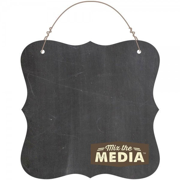 Mix The Media 12x12 Chalkboard Surface