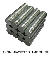 Bulk Large Thin Magnets