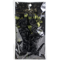 Photogenic Black Rose Bouquet