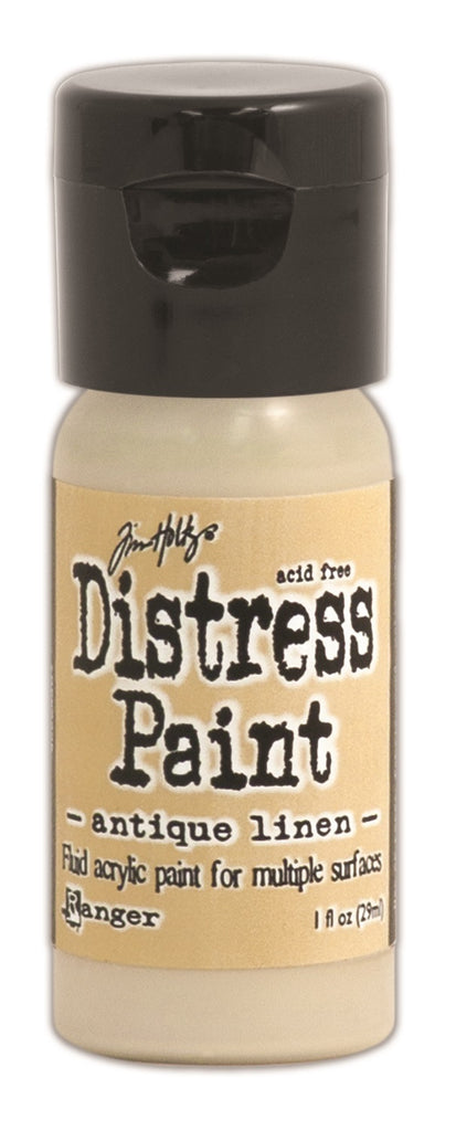 Antique Linen Flip Top Distress Paint