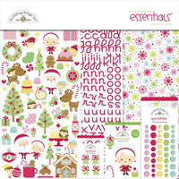 Night Before Christmas Essentials Page Kit