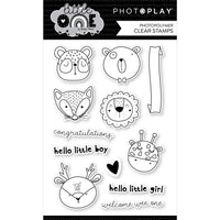 Little Ones Animals Stamp