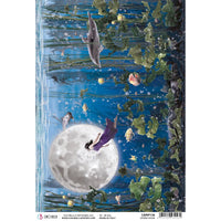 Moon & Me Upside Down Rice Paper