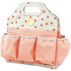 Blush Dot Crafter's Tote Bag