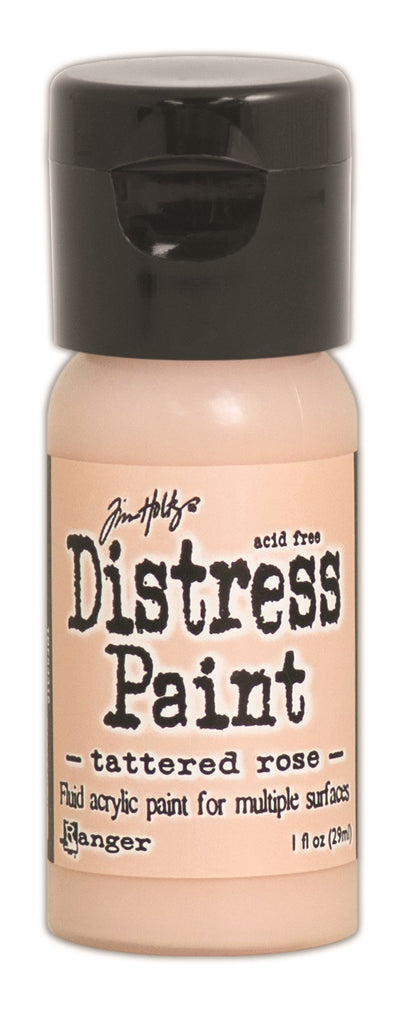 Tattered Rose Flip Top Distress Paint
