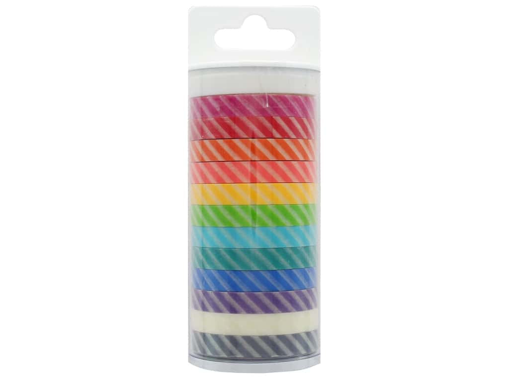 Candy Stripes Assortment Washi Tape