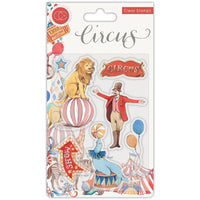Circus The Circus Stamp Set