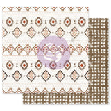 Golden Desert Rugs on Rugs Paper