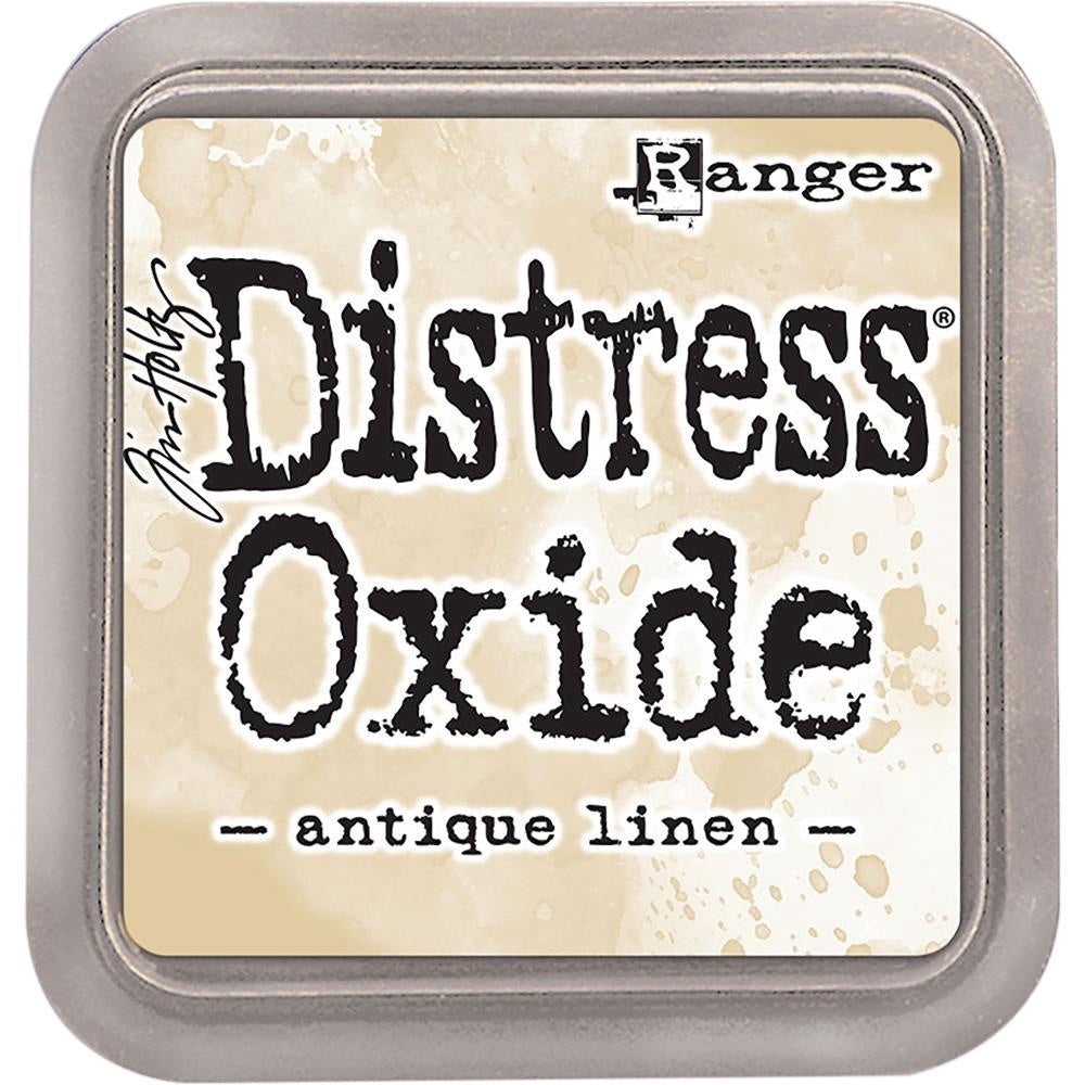Antique Linen Distress Oxide Ink