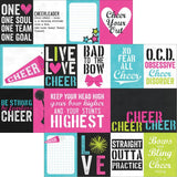 Cheer Journal Cards Paper