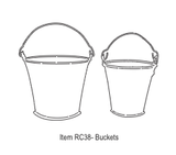 Buckets Chipboard