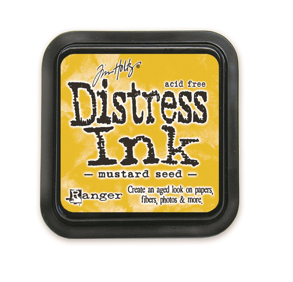 Mustard Seed Distress Ink Pad