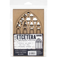Etcetera Cathedral Windows
