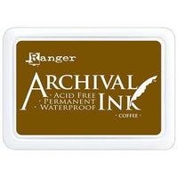Coffee Archival Ink Pad