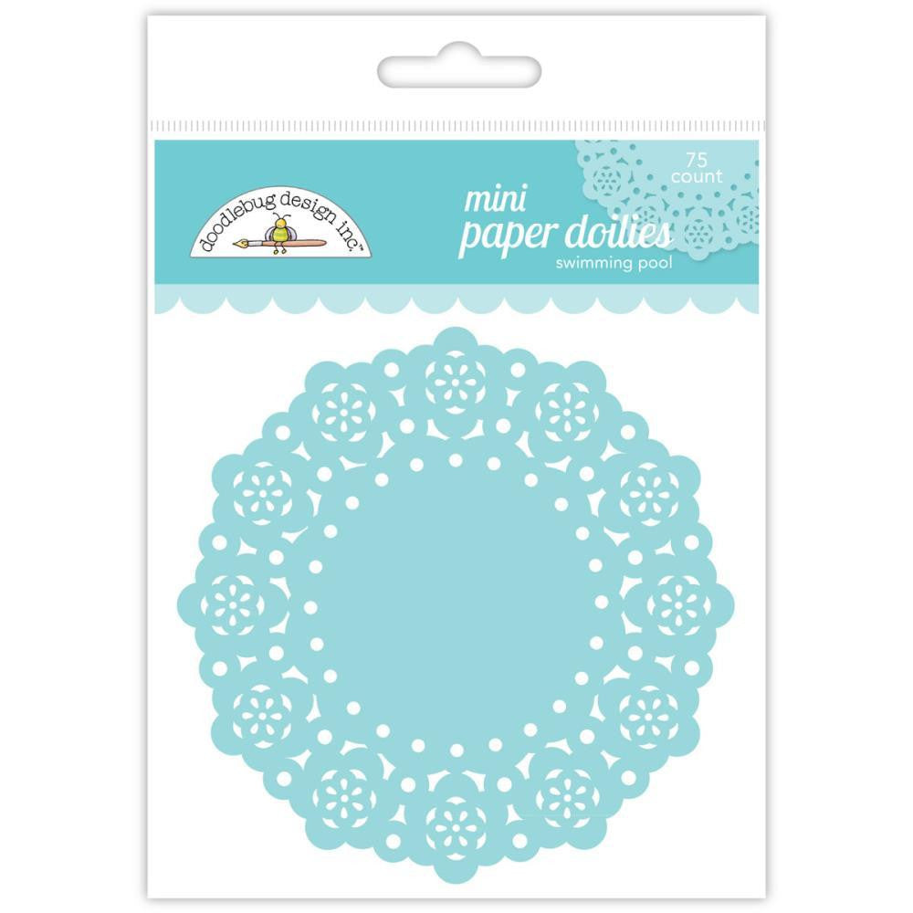 Swimming Pool Mini Doilies