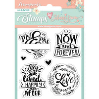 Love Story Now 7 Forever Stamp Set