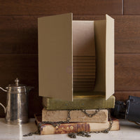 Memory Hardware Magnetic Dossier  Chipboard Album