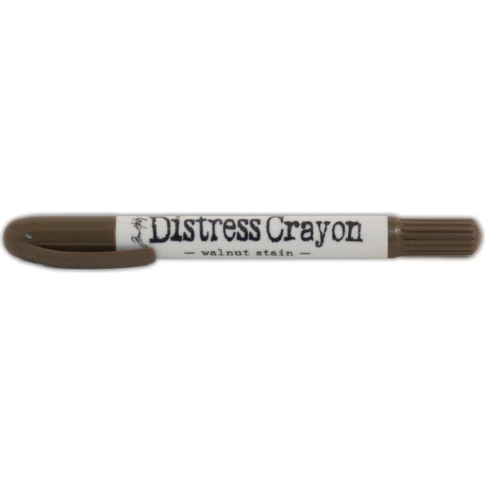 Walnut Stain Distress Crayon