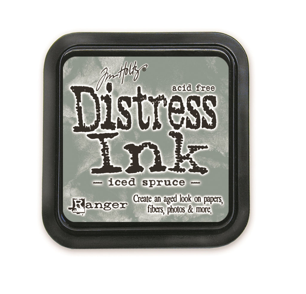 Iced Spruce Distress Ink Pad