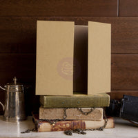 Memory Hardware Large Gatefold Chipboard Album