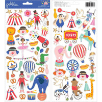 Big Top Dreams Cardstock Stickers