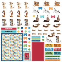 Dog Lover Die Cuts Paper