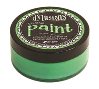 Cut Grass Dylusions Paint