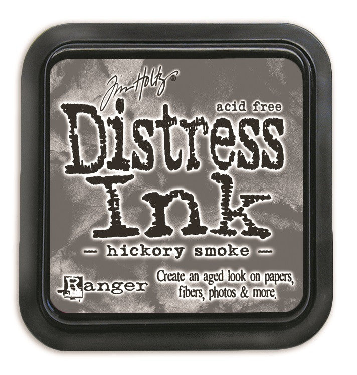Hickory Smoke Distress Ink Pad