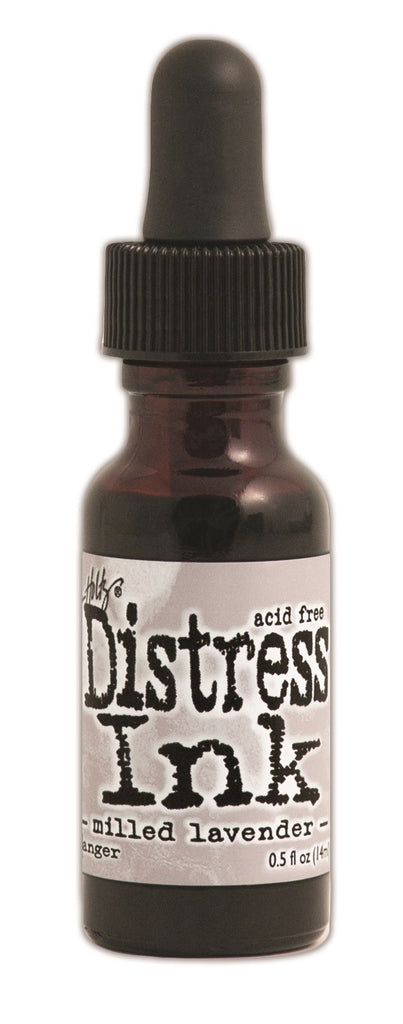 Milled Lavender Distress Ink Refill