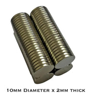 Bulk Large Thick Magnets