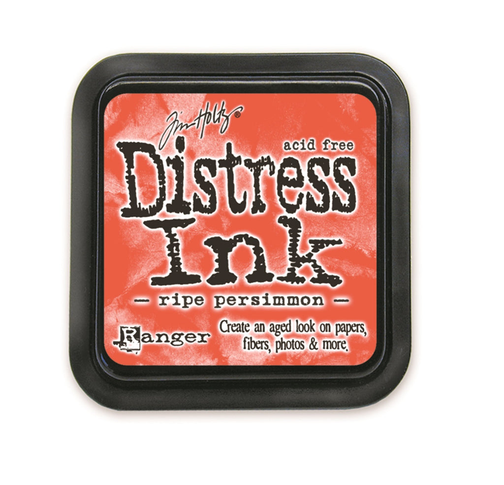 Ripe Persimmon Distress Ink Pad