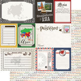Asia Journal 12x12 Paper