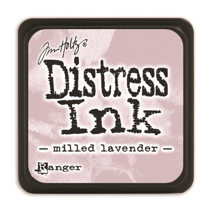 Milled Lavender Mini Distress Ink