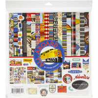 All Aboard 12x12 Collection Kit